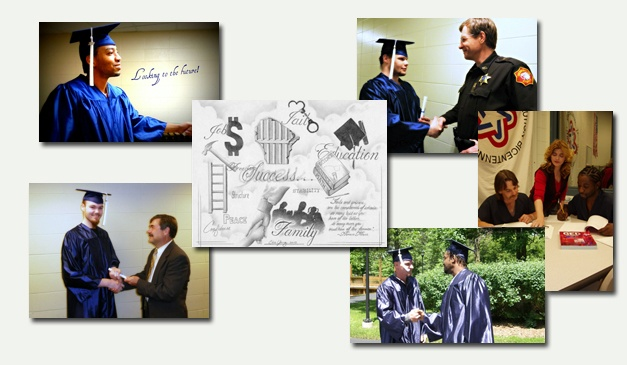 Education photo collage